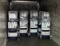 On May 3, Mount Sinai Hospital is shipping 25 ventilators and 100 sleep apnea machines with kits to convert them to ventilators, plus disposables, to hospitals all over India through a chartered plane to Mumbai. This is a grass roots effort to help India as it faces a massive increase of 350,000 new COVID cases per day. The effort is being led by Ash Tewari, M.D., chair of the Department of Urology, and Michael J. McCarry, senior vice president of perioperative services. Mount Sinai Hospital acquired these