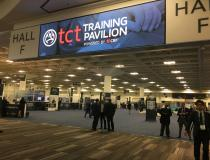 #TCT2019 #TCT #TCT19  The TCT 2019 training pavilion had several classrooms where vendors had hands-on training with guidewires, hemodynamic support and TEE procedure guidance.