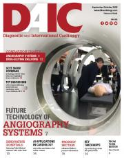 The September=October 2020 issue of DAIC magazine, Diagnostic and Interventional Cardiology. Dave Fornell is the editor.  #DAIC