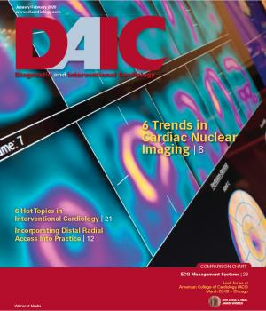 Diagnostic and Interventional Cardiology (DAIC) magazine, Januray-February 2020 issue. Dave Fornell is the editor.