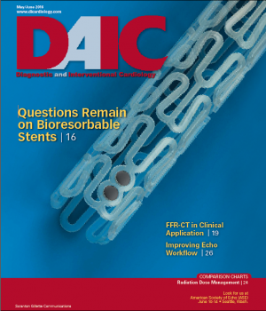 bioresorbable stents, DAIC magazine