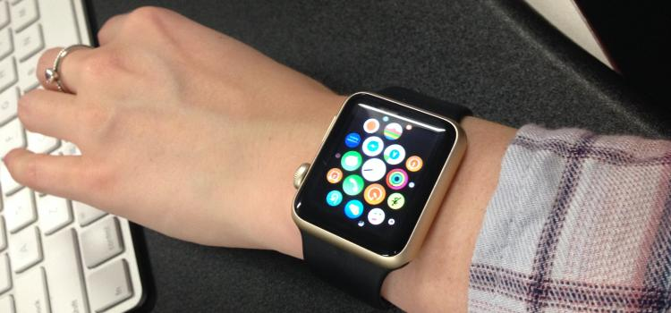 Apple Watch used in healthcare and cardiac tracking